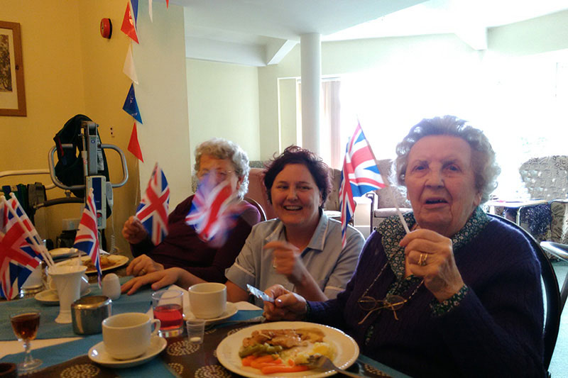 Caring for relatives at Southlands
